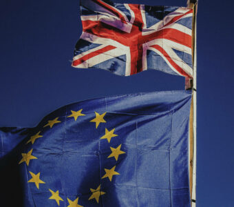 How does the post-Brexit financial services deal affect debt and asset recovery?